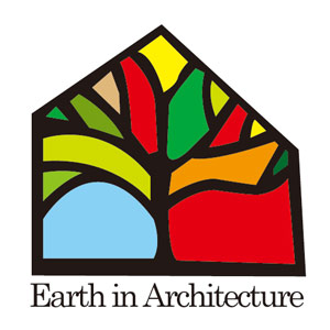 Logo of Earth in Architecture|屋内の大地